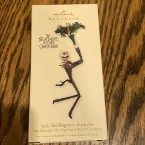 Jack Skellington hallmark ornament nightmare